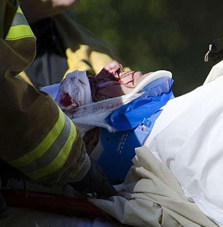 Harrison Ford sofreu acidente de avião na última quinta-feira (5) Foto: The Grosby Group