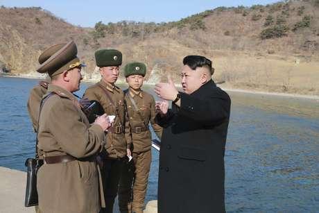 Foto: KCNA / Reuters