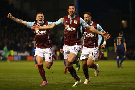 Burnley surpreendeu Manchester City Foto: Alex Livesey / Getty Images