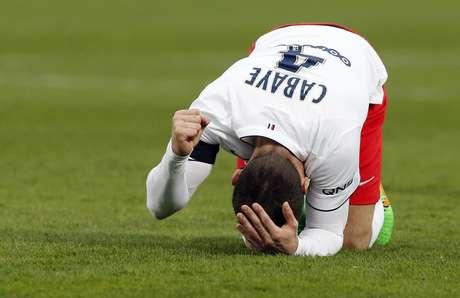Resultado revoltou jogadores do PSG Foto: Regis Duvignau / Reuters