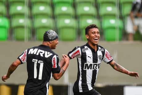 Marcos Rocha foi elogiado por Levir Culpi Foto: Pedro Vilela/ Agência I7 / Gazeta Press