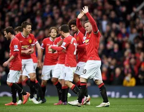 United consegui vitória com autoridade neste domingo Foto: Alex Livesey / Getty Images