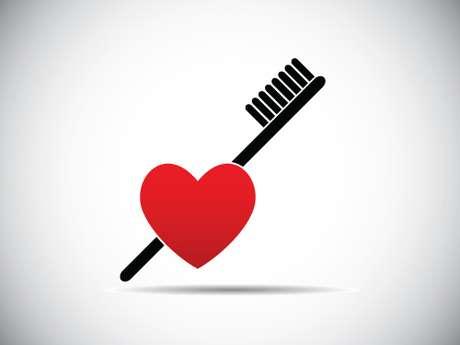 Essa seria a primeira vez que se confirmou que a frequência da escovação também influencia na incidência de doenças cardiovasculares Foto: Gazlast  / Shutterstock