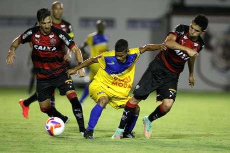Vitória precisava apenas de um empate para avançar no Estadual Foto: Edson Ruiz / COOFIAV / Gazeta Press