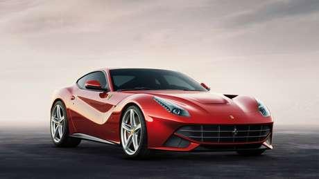 Foto: site Ferrari / Reprodução