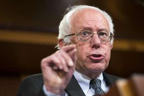 El senador independiente Bernie Sanders anunció recientemente sus aspiraciones presidenciales.