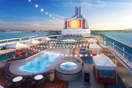 Foto: Princess Cruises/Divulgação