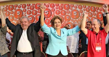 Foto: Fotos Públicas/Ricaro Stuckert/Instituto Lula / Reprodução