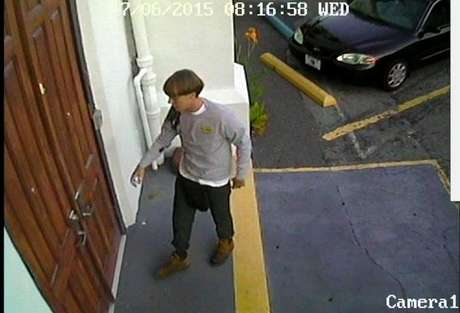 Foto: Polícia de Charleston / Reuters