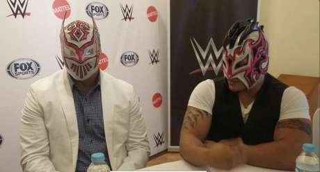Foto: WWE México