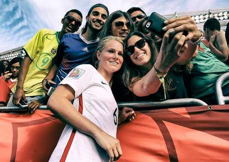 Canada Futbol 2015 de Fútbol Femenino Canadá