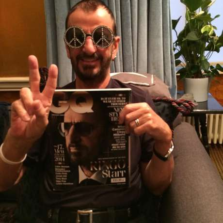 Foto: @Ringo Starr / Instagram