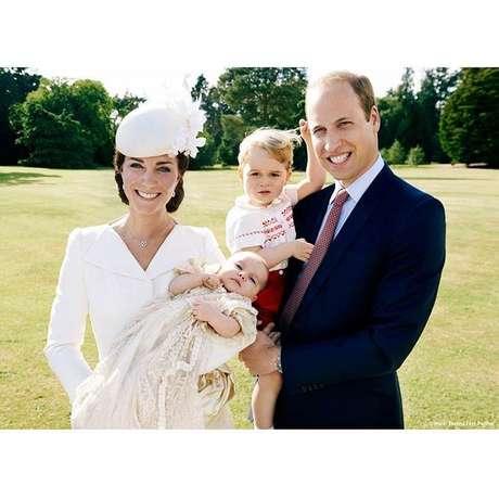 Foto: Instagram/Kensington Palace / Reprodução