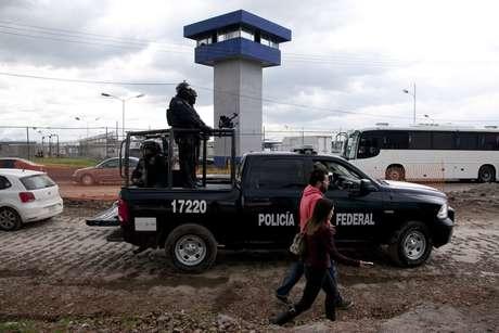 El Penal del Altiplano es de máxima seguridad y resguarda a los criminales más peligrosos de México.