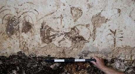Inscrições foram encontradas em escavação em Jerusalém