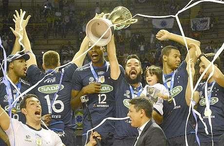 Sada/Cruzeiro x Sesi - Final da Superliga Masculina
