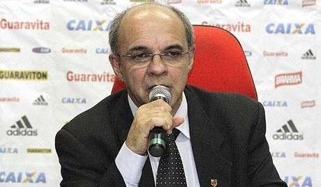 HOME - Presidente do Flamengo, Eduardo Bandeira de Mello