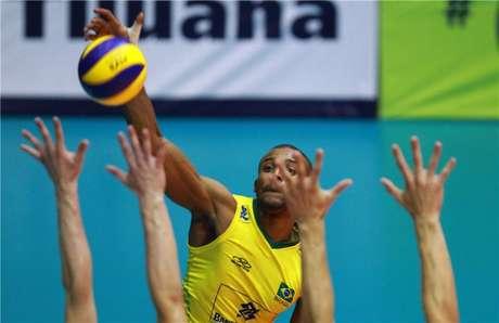 Caio seleção brasileira juvenil