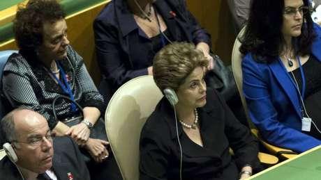 Em Nova York (EUA) para Assembleia Geral da ONU, Dilma falou sobre crise humanitária na Síria