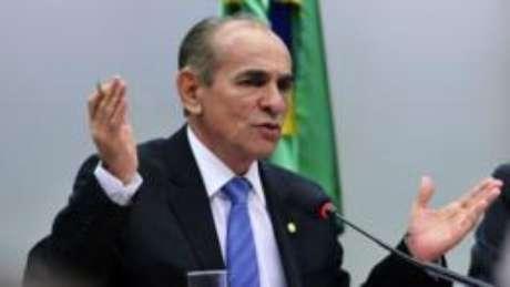 O médico e deputado do PMDB, Marcelo Castro, assumiu o Ministério da Saúde