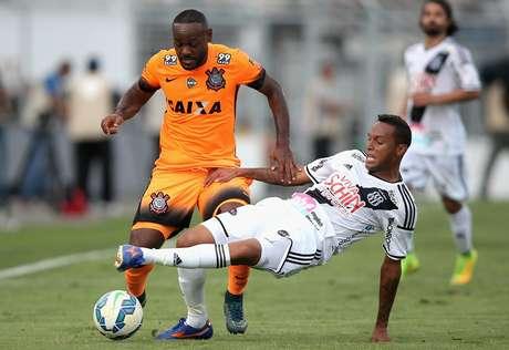 Love marcou 16 gols pelo Corinthians na temporada 2015