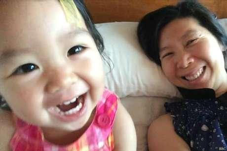 Matheryn Naovaratpong estava prestes a completar três anos quando não resistiu a tipo raro de tumor no cérebro