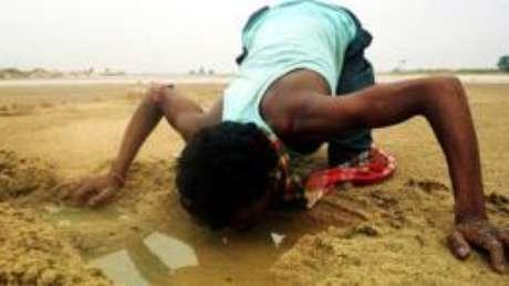 Quase 2 bilhões de pessoas viverão com escassez de água na próxima década, segundo a ONU