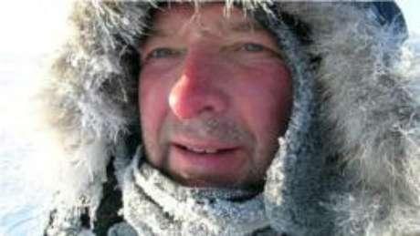 Jim McNeill é o lider da expedição que deve partir em 2016
