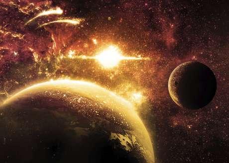 """Vento solar e """"bolhas energéticas"""" dilapidaram atmosfera marciana ao logo de milhões de anos"""