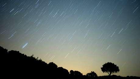 Em geral, os meteoritos se desintegram ao entrar em contato com a atmosfera