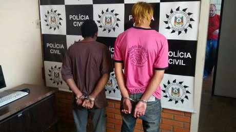 Adolescente e um dos cúmplices já detidos pela polícia