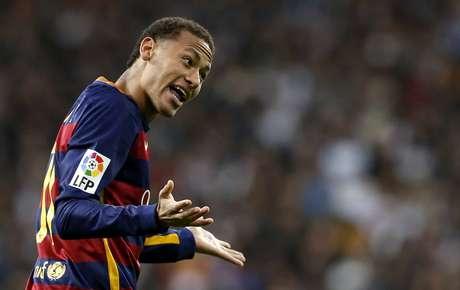 Já acabou, Neymar?