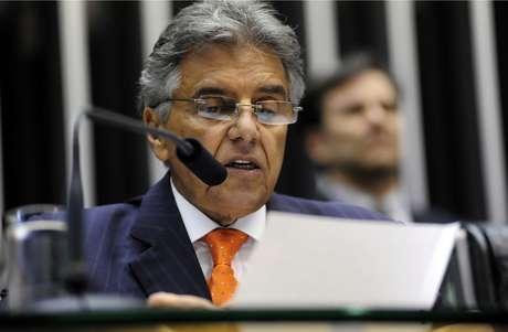 Primeiro secretário da Mesa Diretora, dep. Beto Mansur (PRB-SP)