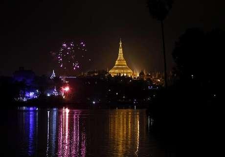 Rangum, Birmânia