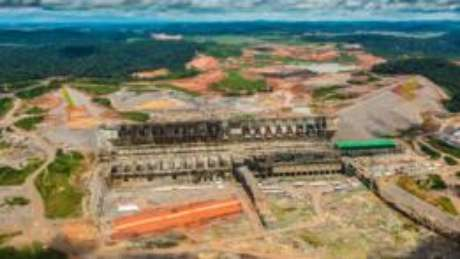 Pesquisadores citam estudo que diz que desmatamento pode reduzir a vazão do Xingu, afetando performance de Belo Monte (acima)