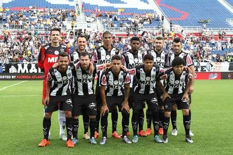 Resultado deu o título da Florida Cup ao Atlético-MG