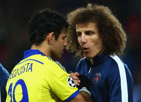 David Luiz faz