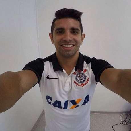 Guilherme assinou contrato com o Corinthians até 2019