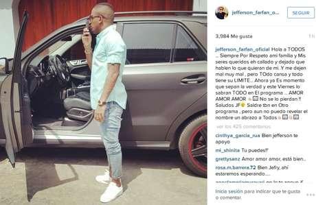 Roberto Mosquera respondió sobre posible vuelta de Jefferson Farfán — Alianza Lima