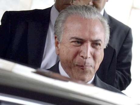 Temer afirma que PMDB quer comandar o País, diz jornal