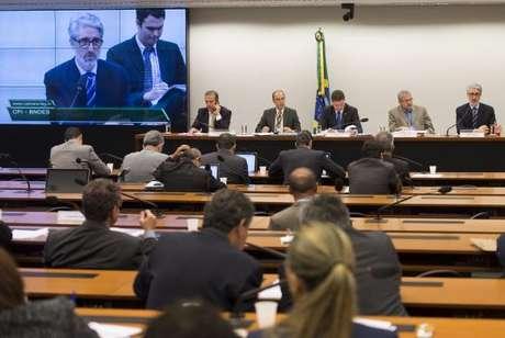 A CPI do BNDES, na Câmara, ouviu ex-presidentes do banco em 2015