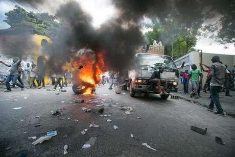 Líderes do Haiti concordam em formar governo provisório — OEA
