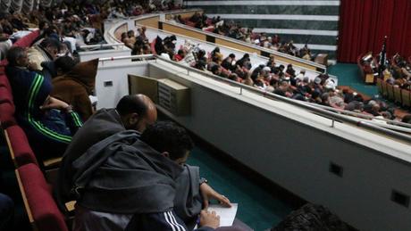 """Centro construído para sediar cúpula pan-africana é usado para aulas de """"reeducação"""" islâmica"""