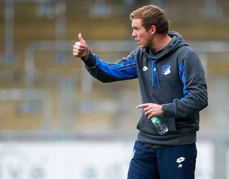 Julian Nagelsmann tem 28 anos e comanda o time principal do Hoffenheim