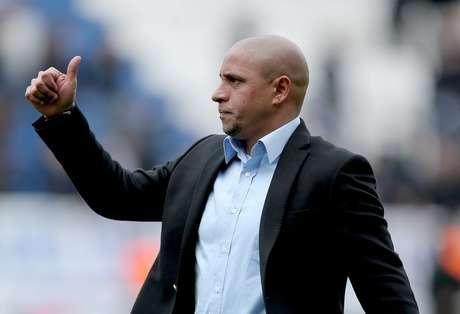 Roberto Carlos voltou ao Real Madrid causando polêmicas
