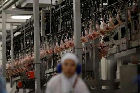 Unidade da empresa JBS. A empresa é um dos alvos da Operação Carne Fraca, que investiga irregularidades em frigoríficos no país