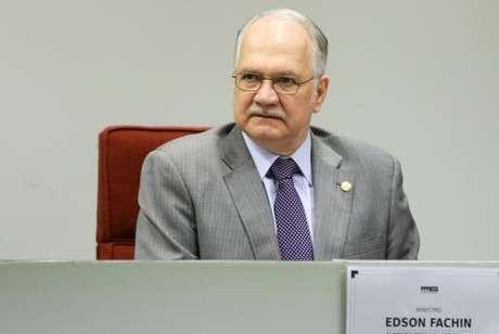Fachin diz que divulgará decisões sobre a Odebrecht em abril