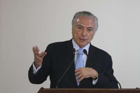 Temer diz que Brasil não tem mais espaço para privilégios