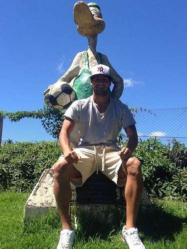Alexandre Pato visita Pato Branco, sua cidade natal