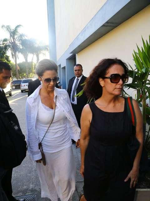 Na foto, Guilhermina Guinle Foto: Anderson Borde e Marcello Sá Barretto / AgNews